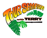 Tour Samana with Terry uses the Pura Mia 55 Foot Custom Whale Watching Vessel for all his Whale Watching Tours at the Main Dock of Port of Samana in Dominican Republic.